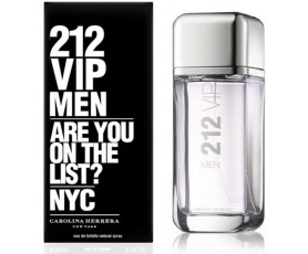 212 VIP MEN CAROLINA HERRERA ESSENCE PERFUME