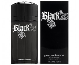 BLACK XS FOR HIM PACO RABANNE ESSENCE PERFUME
