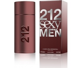 212 SEXY MEN CAROLINA HERRERA ESSENCE PERFUME