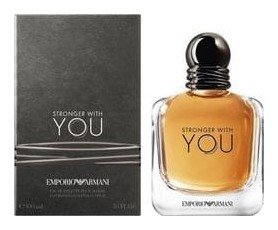 STRONGER WITH YOU EMPORIO ARMANI ESSENCE PERFUME