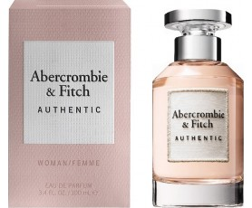 AUTHENTIC WOMAN FEMME ABERCROMBIE & FITCH ESSENCE PERFUME