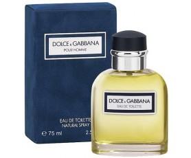 DOLCE & GABBANA POUR HOMME (1994) ESSENCE PERFUME