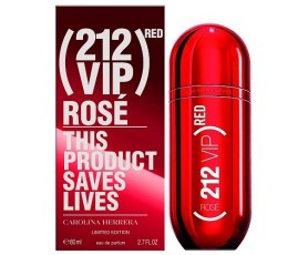 212 VIP Rosé Red CAROLINA HERRERA ESSENCE PERFUME