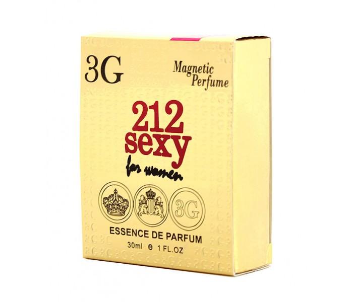 212 SEXY CAROLINA HERRERA ESSENCE PERFUME